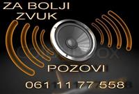 Servisiranje audio uredjaja