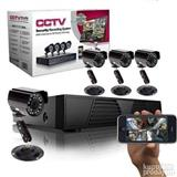 CCAT Video Nadzor sa 4 kamere