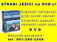 KURS ENGLESKOG JEZIKA na 3 DVD-a