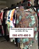 Kvalitet Polovna garderoba iz uvoza