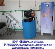 Proizvodnja uredjaja za dezingekciju voda