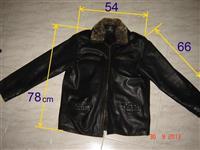 Kozna jakna 3XL