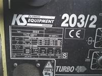 CO2 Aparat - K.Strauss, nemacki 190 A
