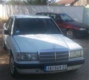 1987 Mercedes 190 D