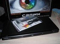 DVD CROWN DVX-533 (DivX - USB)