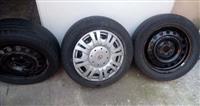 Gume i felne za Passat Audi Sharan