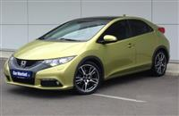 Honda Civic 1.8 executive -12