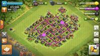 Acc za clash of clans