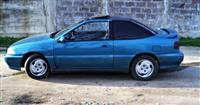 Huyndai S-Coupe -95