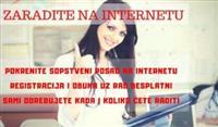 Zarada na internetu
