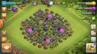 Clash of clans account FULL TH9 117lvl