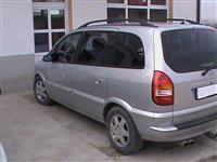 Opel Zafira reg. do juni -02