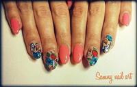 Ručno oslikavanje noktiju