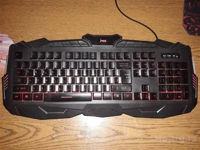 MS Flipper 2 Tastatura