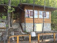 Мaterijal za montažnu kući na Perućcu
