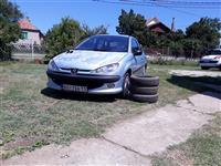 Peugeot 206 2.0 hdi XS moze zamena za