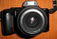Nikon F401 + Nikkor 35-70 mm