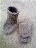Decije vunene carape