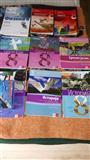 Knjige polovne za osmi razred sa kompletom za tehn