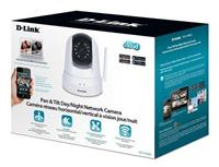 D-LINK DCS-5020L Pan and Tilt Wi-Fi Camera