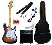 Firefeel S052SB Elektricna gitara Paket