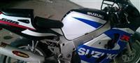 Suzuki GSX 600 R 2000