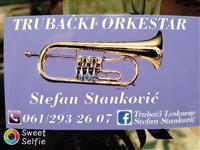 Trubaci Italija 0612932607 Stefan