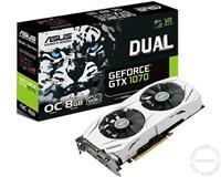 Asus nVidia GeForce GTX 1070 8GB 256bit DUAL-GTX10