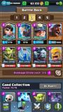 CLASH ROYALE POVOLJAN ACCOUNT