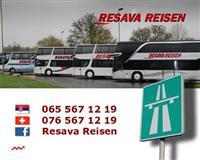 RESAVA REISEN - prevoz za Svajcarsku