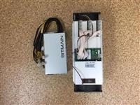Bitmain Antminer S9 14TH/s Bitcoin Miner + PSU