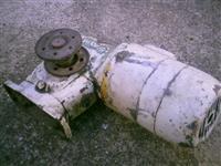 Reduktorski motor 1.1kw