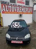 2004 Volkswagen Golf 5 1.9 TDI