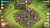 Clash of clans acc TH9 FULL