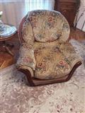 Dvosed trosed fotelja