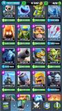 PRODAJEM CLASH ROYALE ACCOUNT!