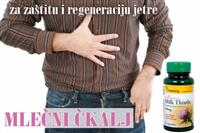 MLECNI CKALJ za zdravu jetru