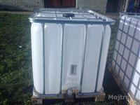IBC kontejneri za vodu od 1000l