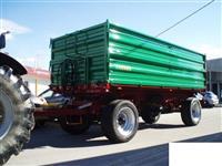 Traktorska Prikolica - Lesko 6 TONA Dvoosovinka