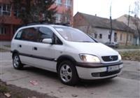 Opel Zafira 2.0DTi, registrovan -01