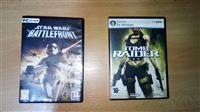 2 IGRICE STAR WARS BATTLEFRONT,TOMB RAIDER UNDER W