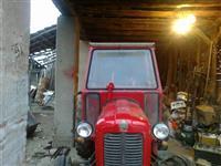 Zamenu za traktor dajem kombi