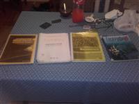 Knjige i radne sveske komplet