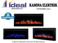 Electric Fireplace from IDEAL