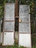 Metalna dvokrilna vrata