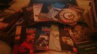 Časopisi iz BLIC novina, razne knjigice