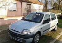 Renault Clio 1.9D -01