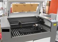 Laser gravirka rezac 600x900 100 W za kozu i gumu
