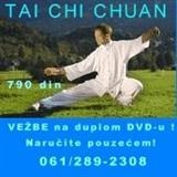 Tai chi chuan vezbe i tehnika na duplom dvd u