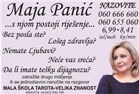 MAJA PANIĆ - Balkanska vidovnjakinja